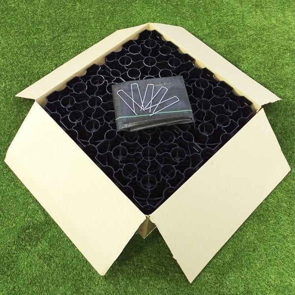 Shed Base Kit 6ft x 4ft - Boxed