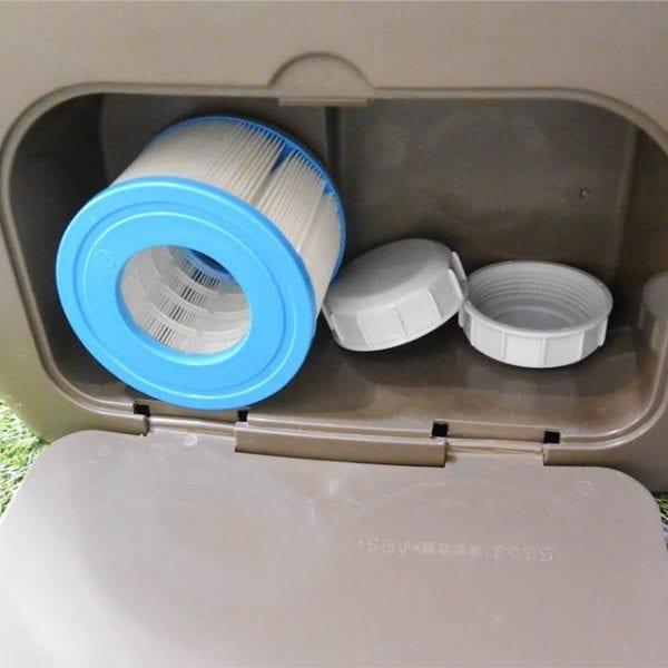 Westgate Foam Hot Tub - Filter