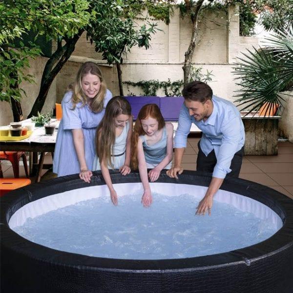 Westgate Foam Hot Tub - Lifestyle Shot