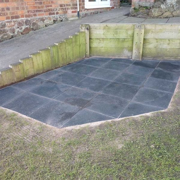 Inflatable Hot Tub Base
