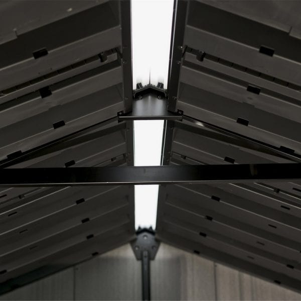Keter Oakland 7511 - Roof and Skylight
