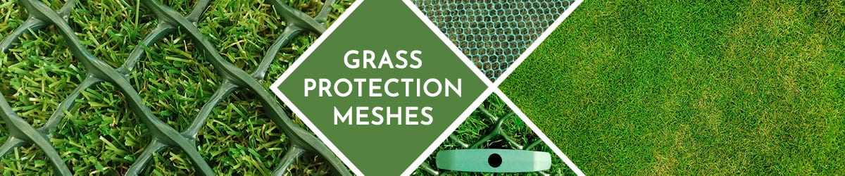 Grass Protection Mesh | Strong Grass Erosion Protection