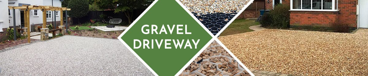 Gravel Driveway Grid | Prevent gravel migration and rutting