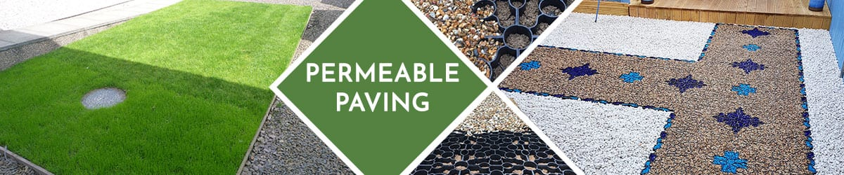 Permeable Paving Grids | Strong & permeable paving solution