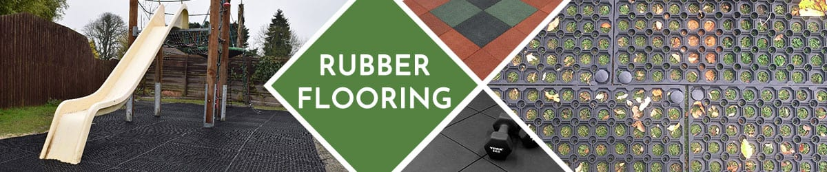 Rubber Flooring | Versatile, non-slip and effective rubber products