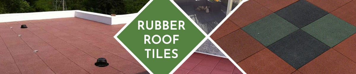 Rubber Roofing | Rubber roof tiles alternative to slate