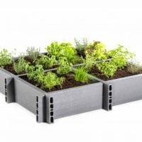 RecoVegBox - Raised Garden Bed