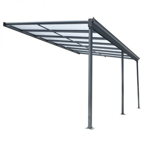 Carport 14x10 Lean To Patio Cover Kingston 1
