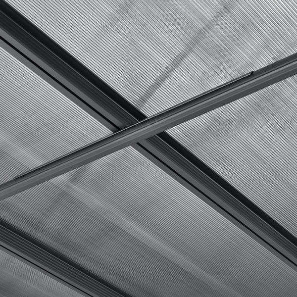 Carport 16x10 Lean To Patio Cover Kingston 5
