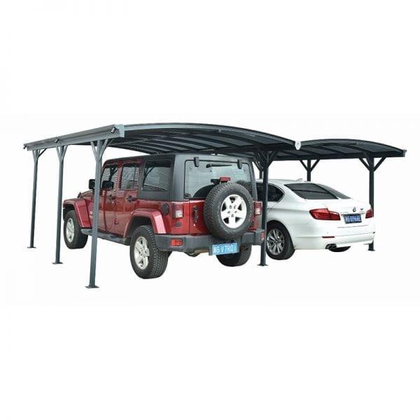 Carport 20x10 Dual Kingston 1