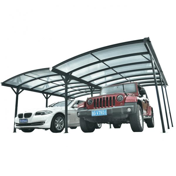 Carport 20x10 Dual Kingston 2
