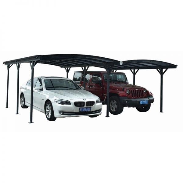 Carport 20x10 Dual Kingston 3