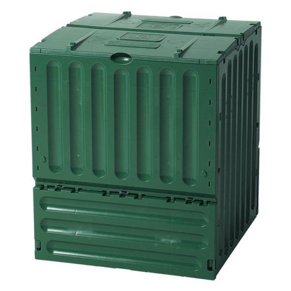 Composter - 600 Litre Metal Compost Bin1