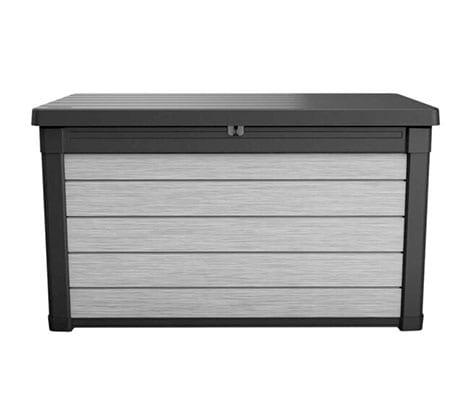 Denali Storage Box 100 - Keter Storage Box - White Background