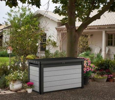 Denali Storage Box 150 - Keter Storage Box - In Place