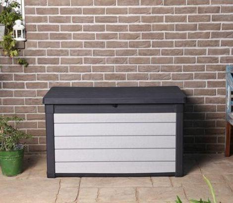 Denali Storage Box 150 - Keter Storage Box - In Situ