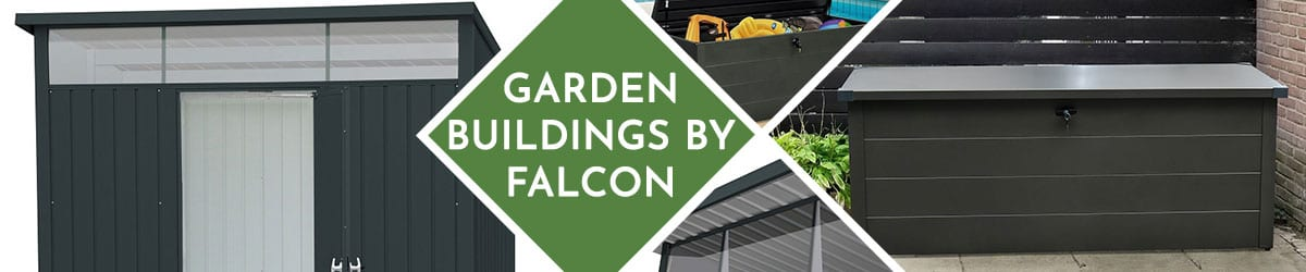 Falcon | Metal Garden Buildings