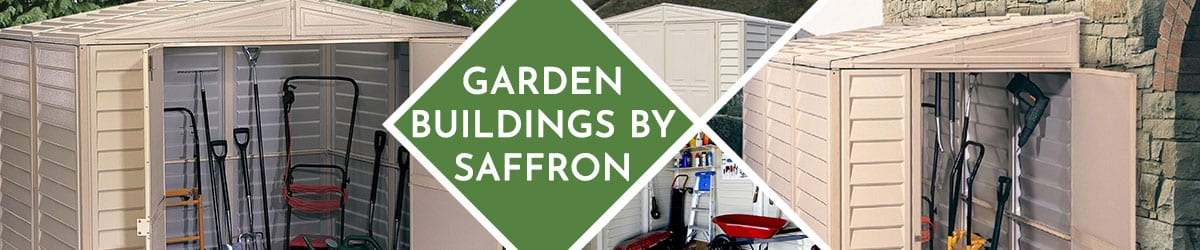 Saffron Vinyl Garden Buildings