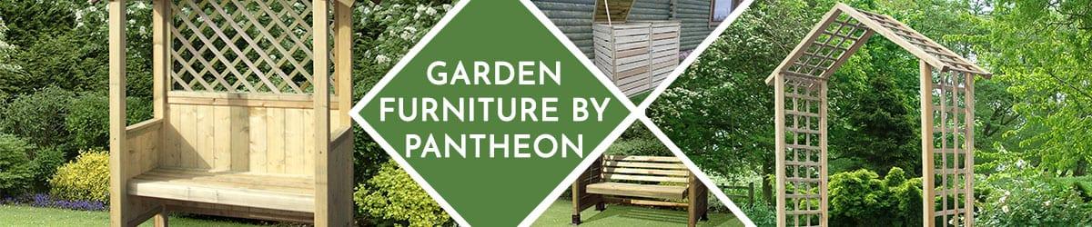 Pantheon Wooden Garden Furniture