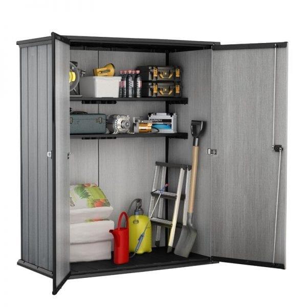 High Store - Keter Storage Box - Open