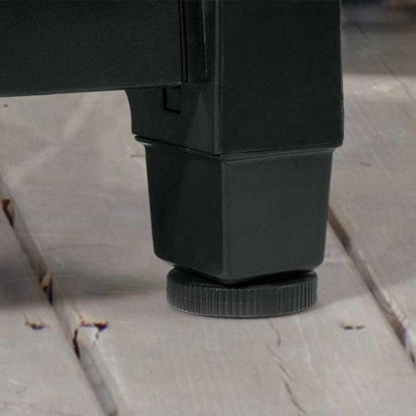 Keter BBQ Table Double - Legs