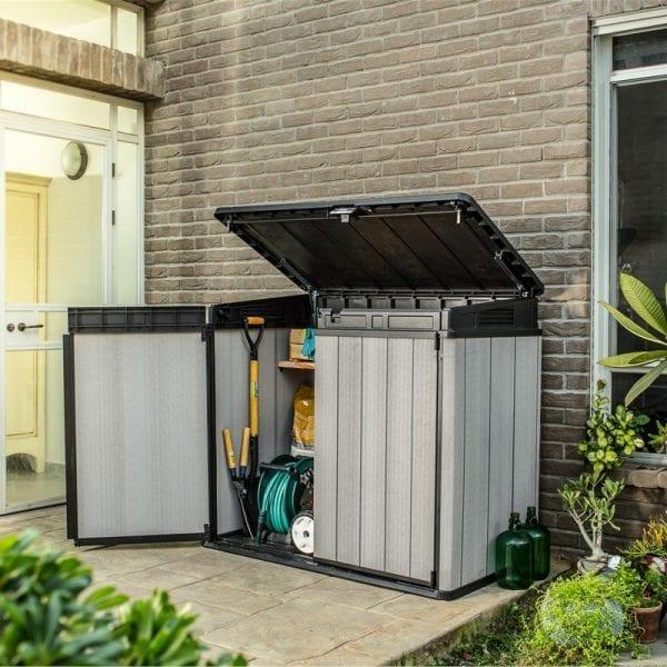 Keter Elite Storage Box - In Use3