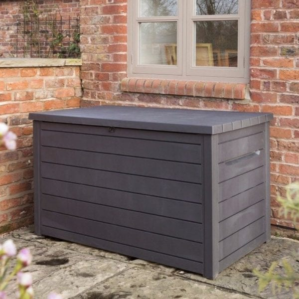 Keter XXL Storage Box - Brown