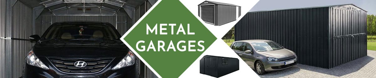 Metal Garages | Metal Garden Buidings