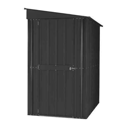 Metal Lean To Shed - 4x6 Lotus