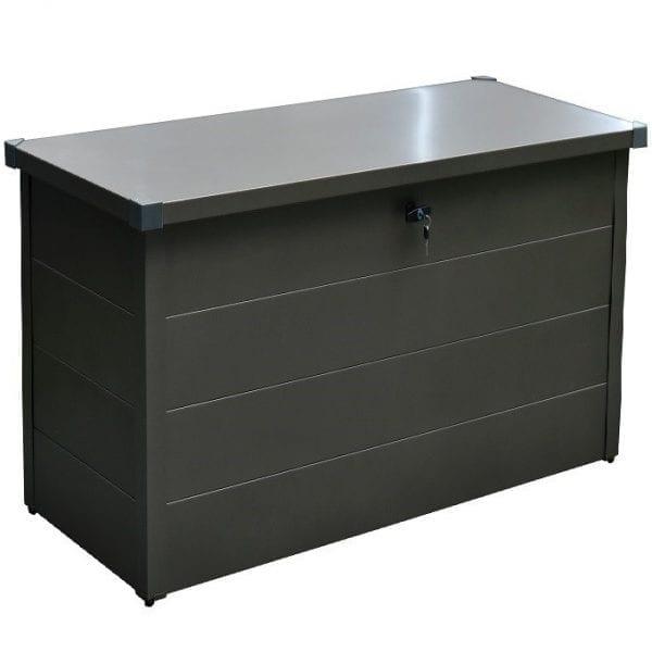 Metal Outdoor Storage Box - 130 Falcon - Closed