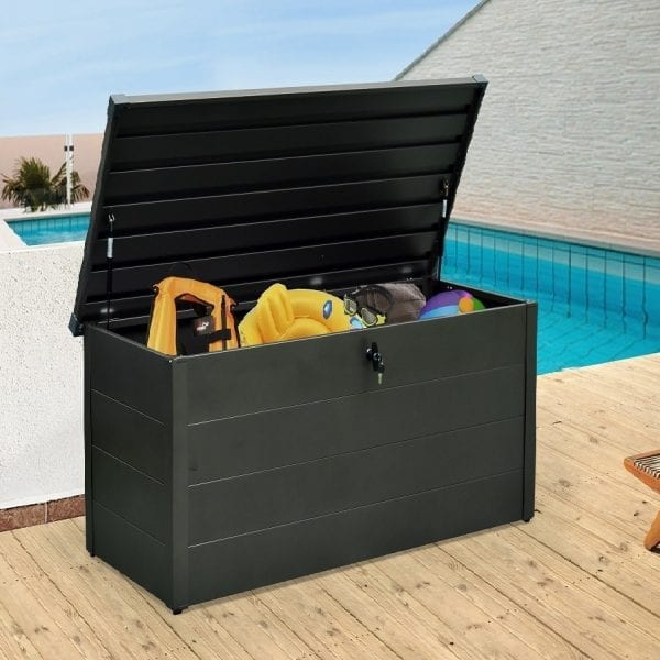 Metal Outdoor Storage Box - 130 Falcon - In Situ