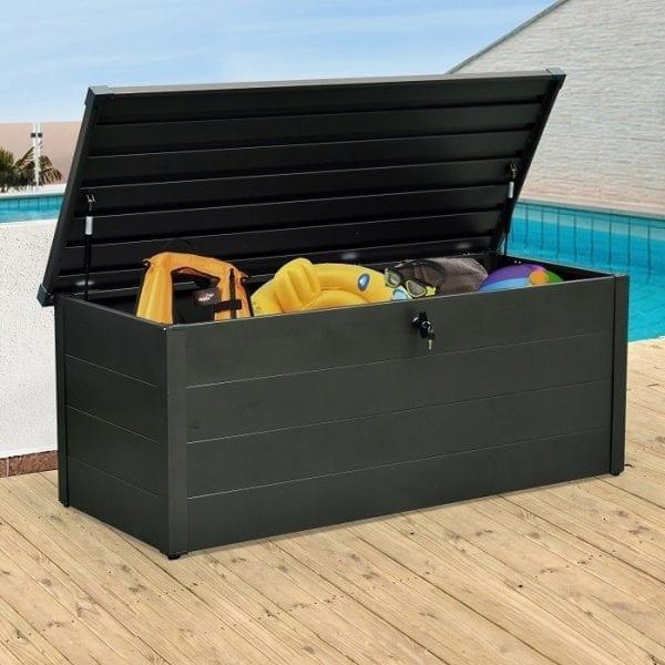 Metal Outdoor Storage Box - 165 Falcon - In Situ