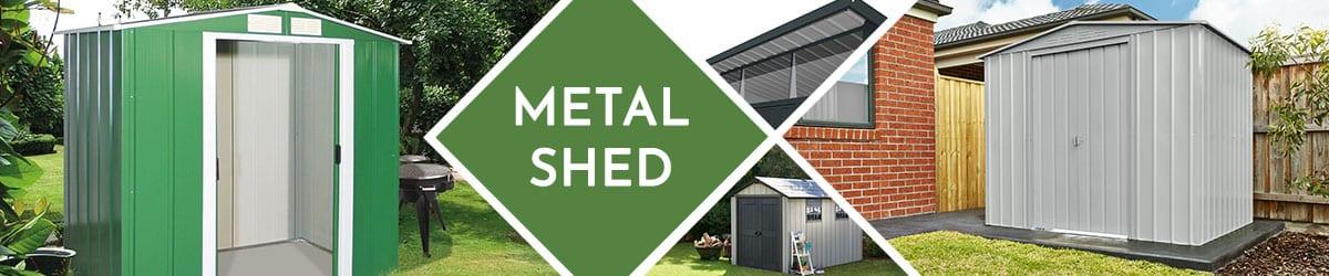Metal Garden Sheds | Metal Sheds