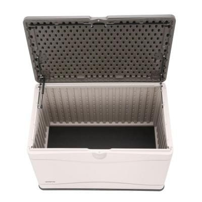 Outdoor Storage Box - 300L Lid Open