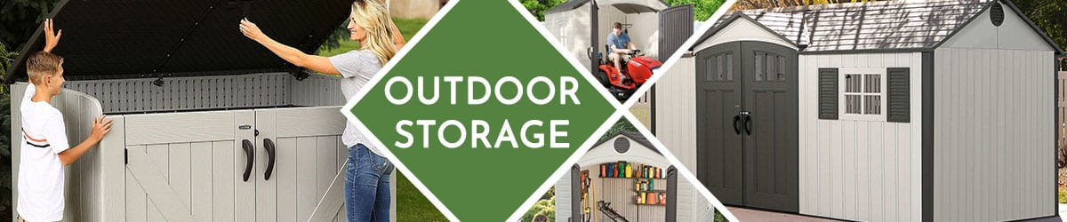 Outdoor Storage | Garden Storage