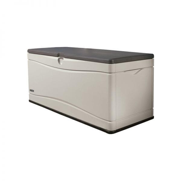 Plastic Outdoor Storage Box - Lifetime 500L - Product Image