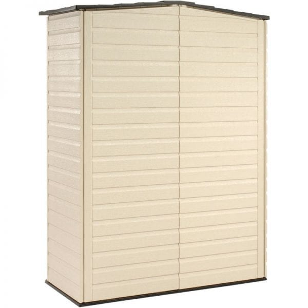 Plastic Shed 5'x2' - Rubbermaid 1