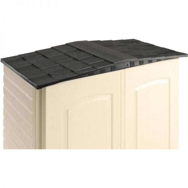 Plastic Shed 5'x2' - Rubbermaid 3