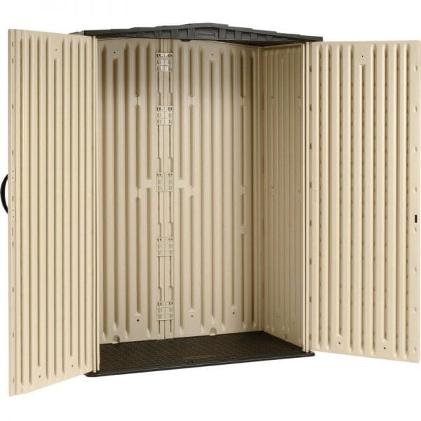 Plastic Shed 5'x2' - Rubbermaid 5