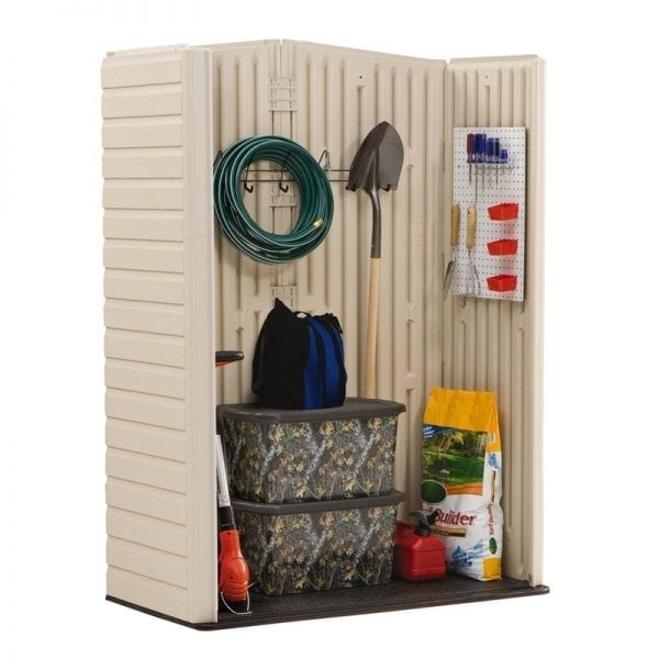 Plastic Shed 5'x2' - Rubbermaid 7