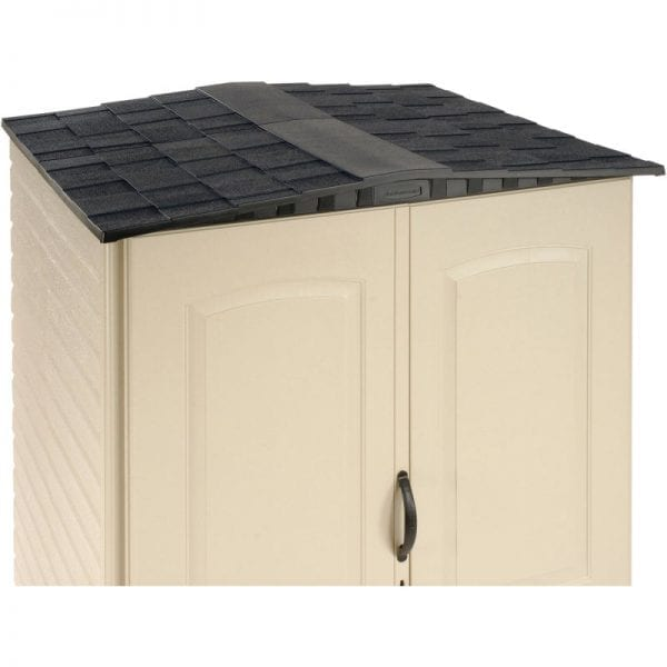Plastic Shed 5'x4' - Rubbermaid 2