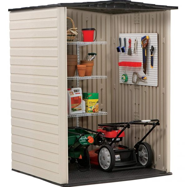 Plastic Shed 5'x4' - Rubbermaid 6