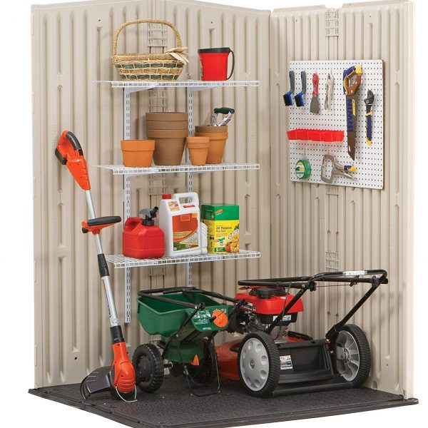 Plastic Shed 5'x4' - Rubbermaid 7