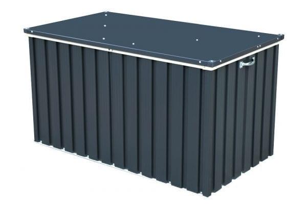 Sapphire 1.3 Anthracite Metal Storage Box (4 x 2) -1