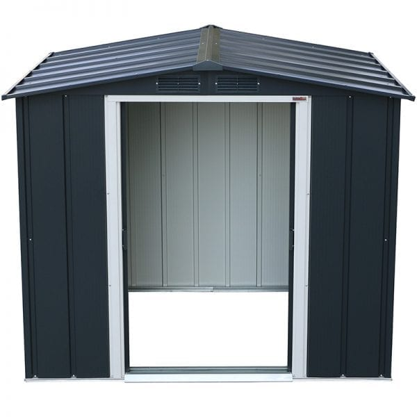 Sapphire 6x4 Metal Shed - Roof