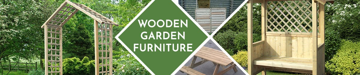 Wooden Garden Furniture | The Garden Range