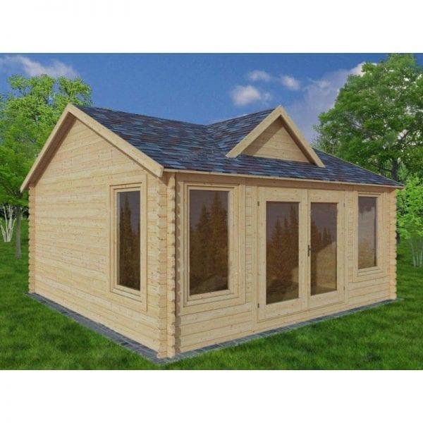 Glaisdale Log Cabin