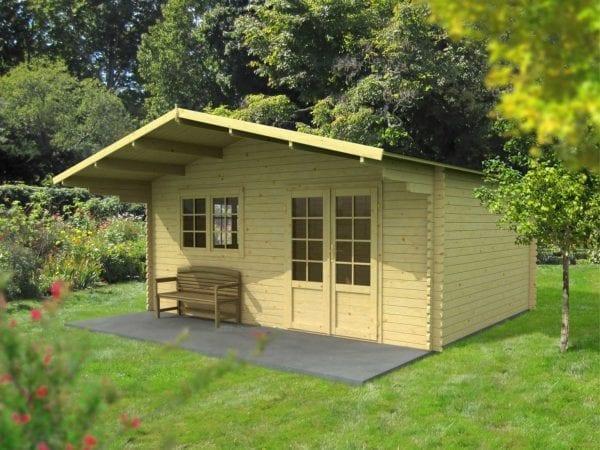 Deepdale Log Cabin