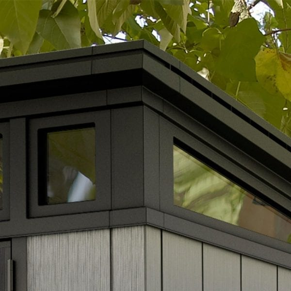 Keter Artisan 757 - Roof And Windows
