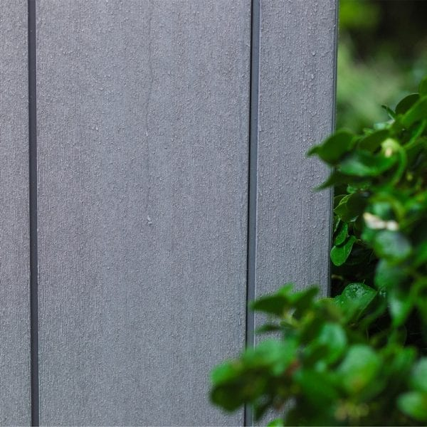 Keter Artisan 757 - Walls Close Up